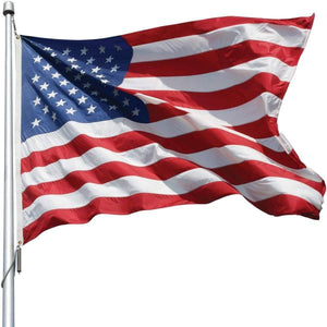 American Flag 5x8 ft Made in USA Outdoor - Commercial