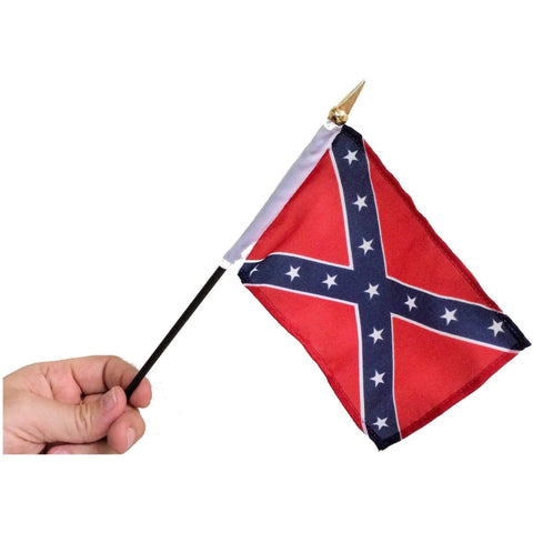 RU Flag Free Confederate Battle Flag Desktop/parade flag