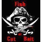 RU Flag Pirate Fish or Cut Bait Flag 3 X 5 ft. Standard