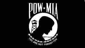 RU Flag POW/MIA Flag - Prisoner of War, Missing in Action Flag 3 X 5 ft. Standard Single