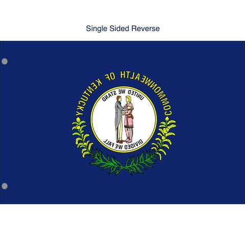 Image of RU Flag State of Kentucky Flag 3 X 5 ft. Standard