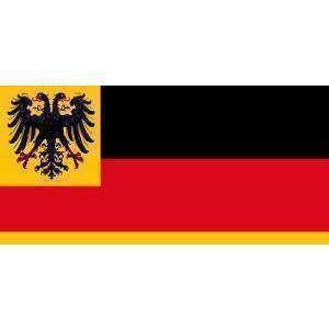 vendor-unknown Flags By Size German Confederation 1815 to 1866 Flag, German Historical 3 X 5 ft. Standard
