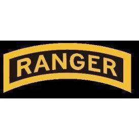 vendor-unknown Flags By Size Ranger (letters) Flag 3 X 5 ft. Standard