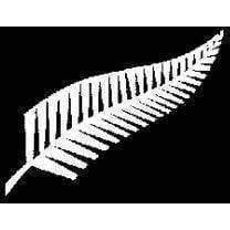 vendor-unknown Flag Silver Fern New Zealand Flag 3 X 5 ft. Standard