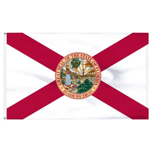 State of Florida Flag - Outdoor Nylon Made in USA