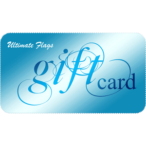 Ultimate Flags Gift Card $10.00 USD Ultimate Flags Gift Card