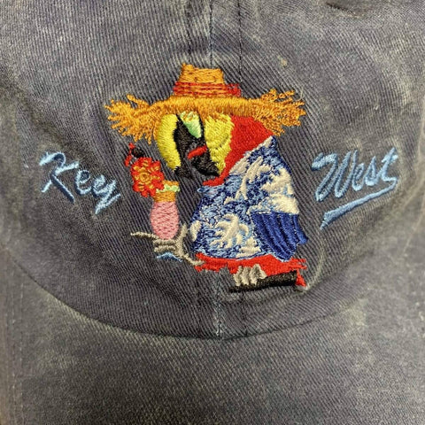 Image of RU Hat Conch Republic - Key West - Parrot Head Hat Cap