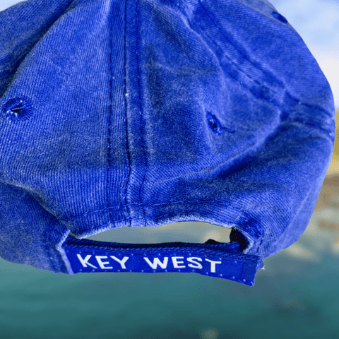 Image of RU Hat Key West Fish Bones Cap