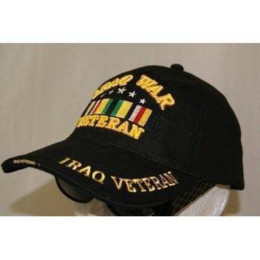 vendor-unknown Hats & Ball Caps Iraq War Veteran Cap