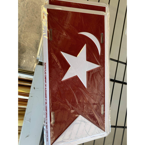 Image of vendor-unknown Historic War Flags South Carolina Secession License Plate