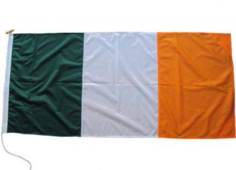 Ireland Flag Cut & Sewn Made in USA