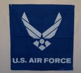 vendor-unknown Military Flags Air Force Bandana