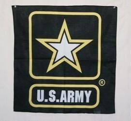 vendor-unknown Military Flags Army Bandana