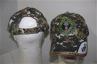 vendor-unknown Military Flags Army Seal ACU Cap