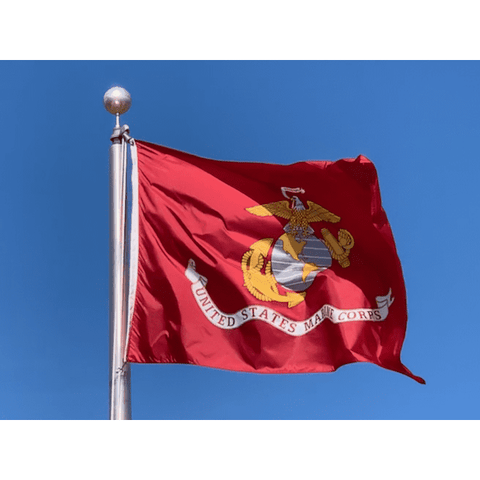 Image of vendor-unknown Military Flags USMC Marine Corps Flag 3 X 5 ft. Standard
