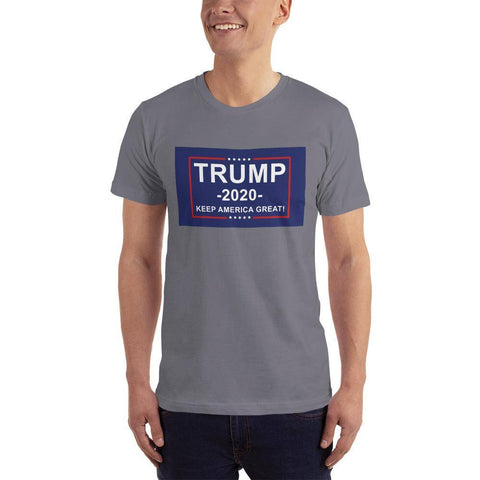 Image of Trump 2020 Keep America Great T-Shirt Slate / Xs