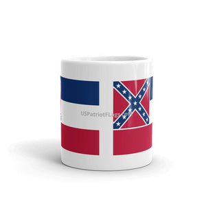 State of Mississippi Flag Mug