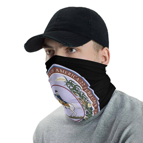 Image of Deo Vindice Csa Seal Neck Gaiter Face Mask