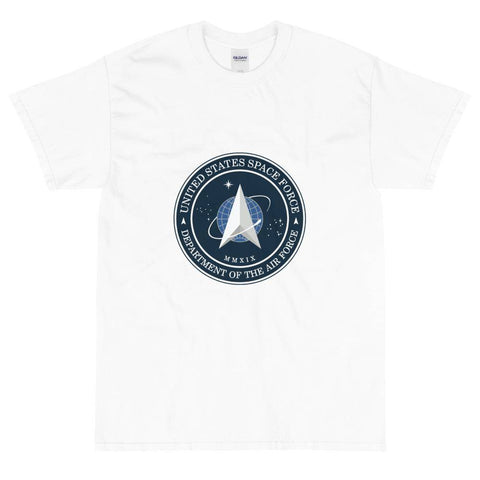 Image of Us Space Force Short Sleeve T-Shirt