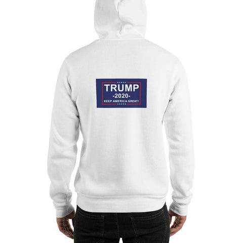 Image of Trump 2020 Keep America Great Unisex Hoodie