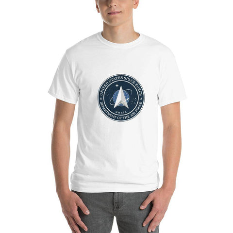 Image of Us Space Force Short Sleeve T-Shirt S