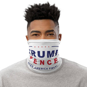 Trump Pence 2020 Keep America Great Neck Gaiter Face Mask