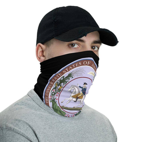 Deo Vindice Csa Seal Neck Gaiter Face Mask