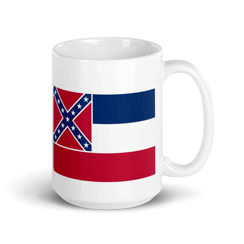 Image of State of Mississippi Flag Mug