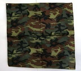 vendor-unknown Other Cool Flag Items Camouflage Bandana