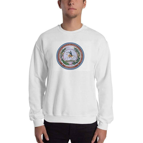 Image of Ultimate Flags S Deb Vindice Seal Unisex Sweatshirt