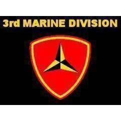 vendor-unknown Search Flags by Quality 3rd Marine Division Flag 3 X 5 ft. Standard