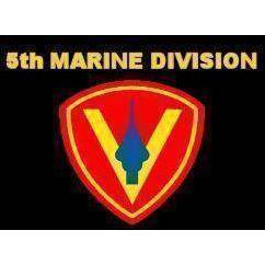 vendor-unknown Search Flags by Quality 5th Marine Division Flag 3 X 5 ft. Standard