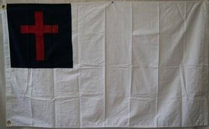 vendor-unknown Search Flags by Quality Christian Cotton Flag 3 x 5 ft.