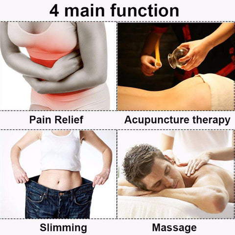 Pain Killing Massager  Period Pain Relief Menstrual Analgesic Device Health Care