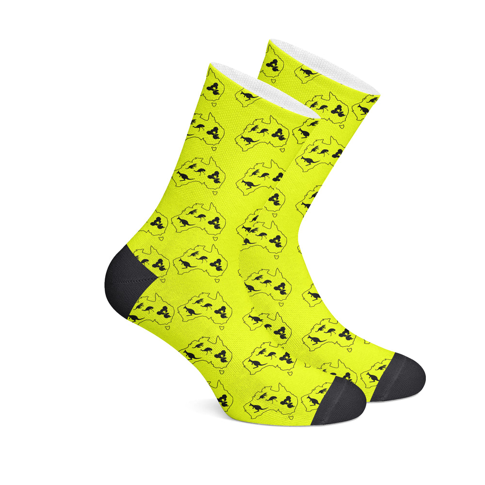 Protect the Wildlife Australia Socks - California Social Hour