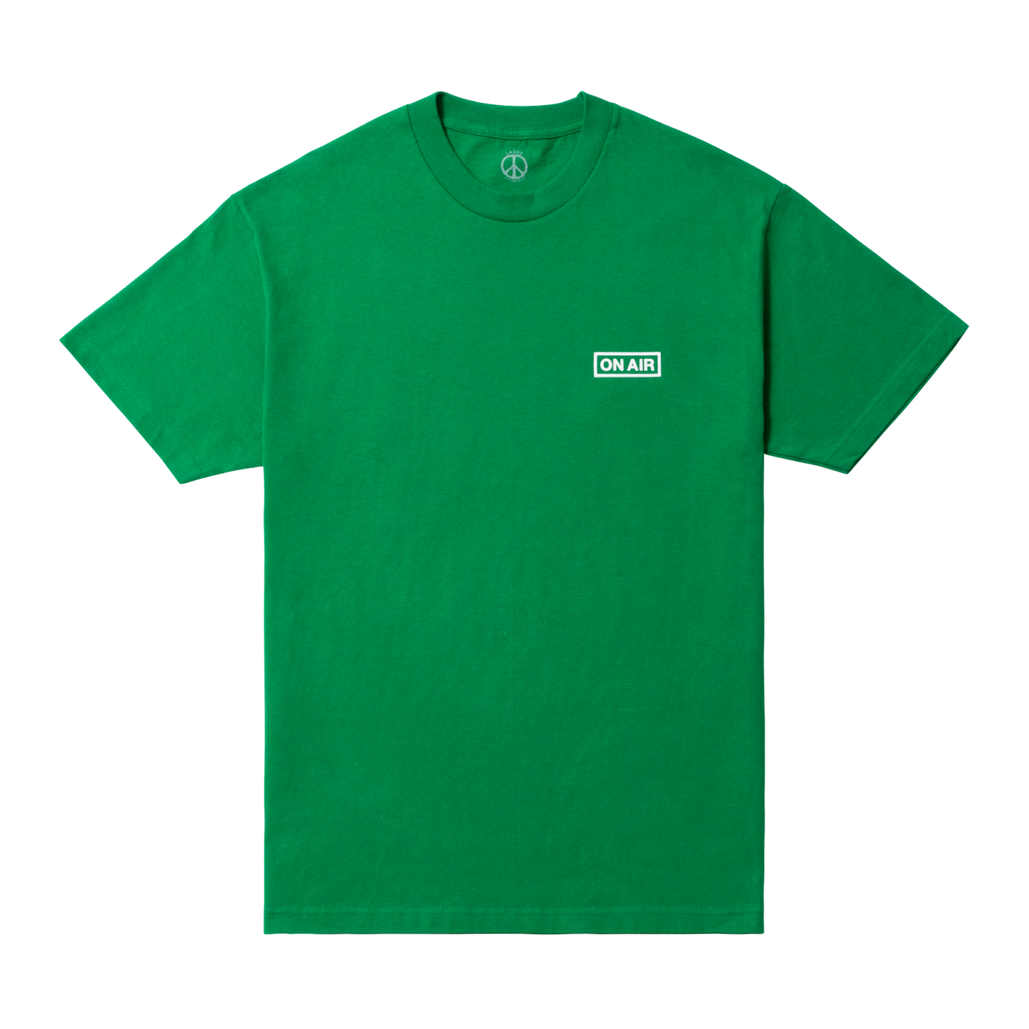 ON AIR Basic Logo S/SL Tee (Kelly Green)
