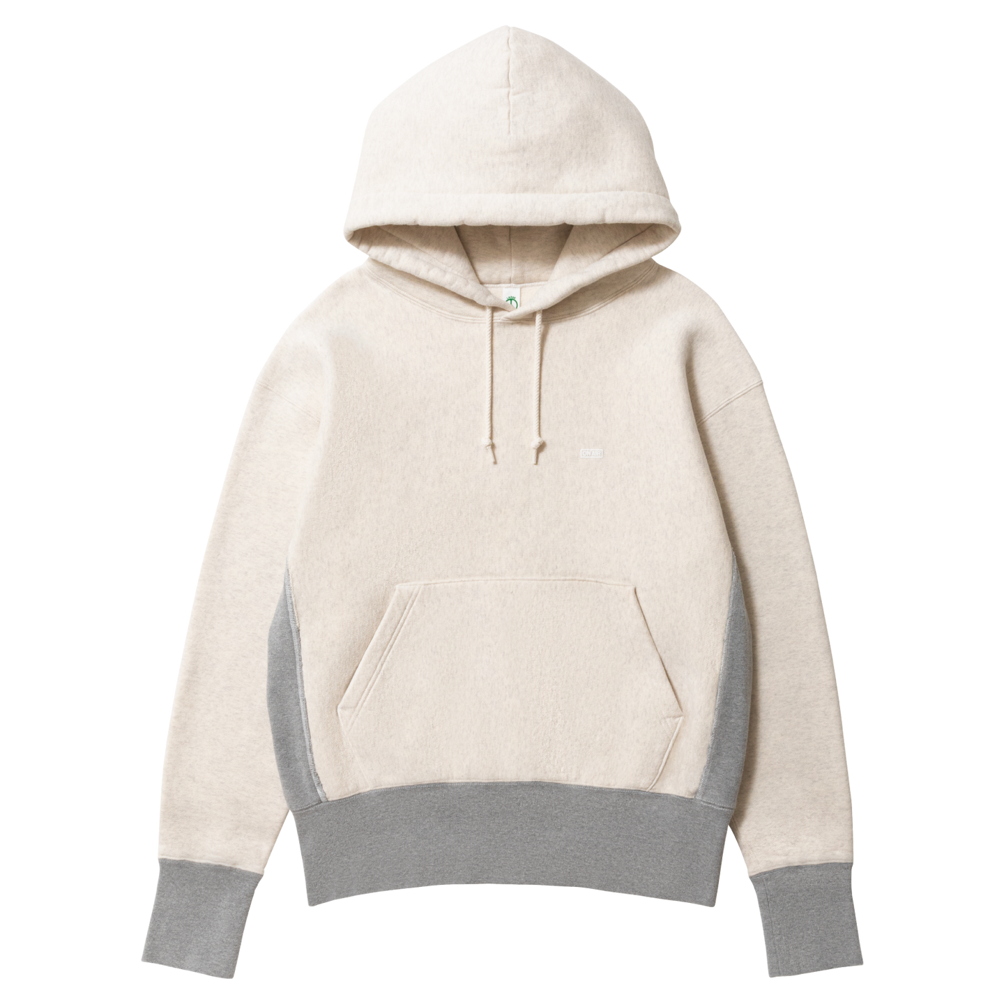 ON AIR Two Tone Hoodie