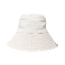 Load image into Gallery viewer, ON AIR/DURABLE Bucket Hat (White/Black)