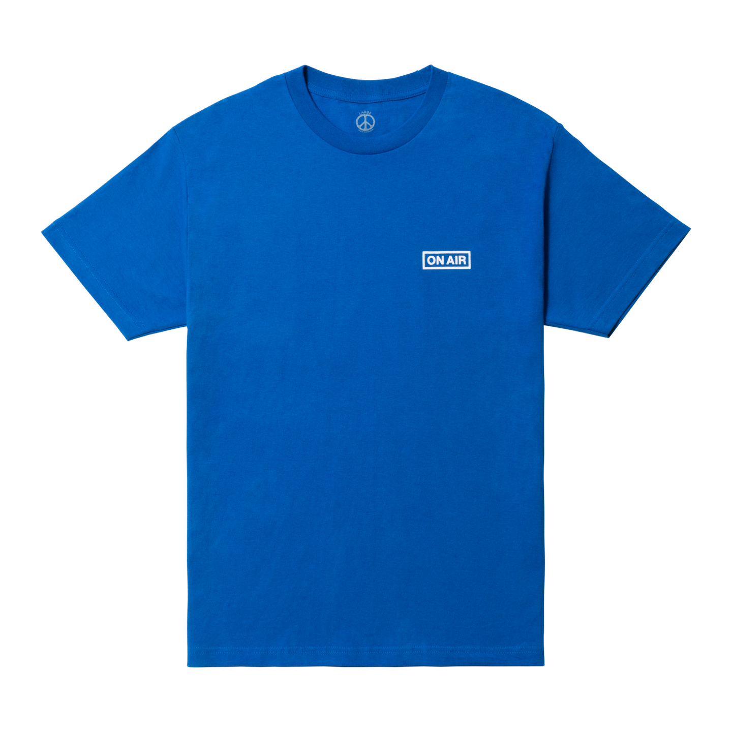 ON AIR Basic Logo S/SL Tee (Royal Blue)