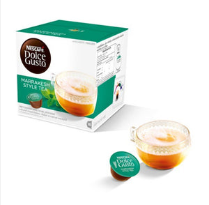 Marrakesh Style Tea capsules for Nescafe Dolce Gusto