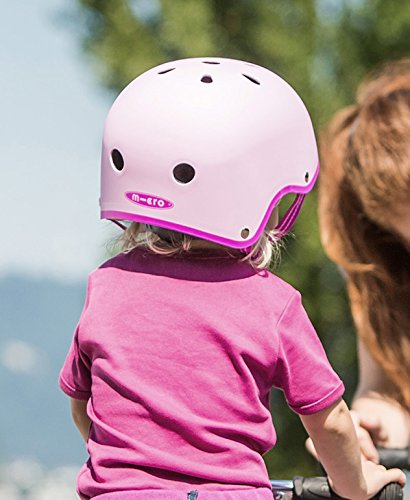 Micro Helmet Candy Pink M