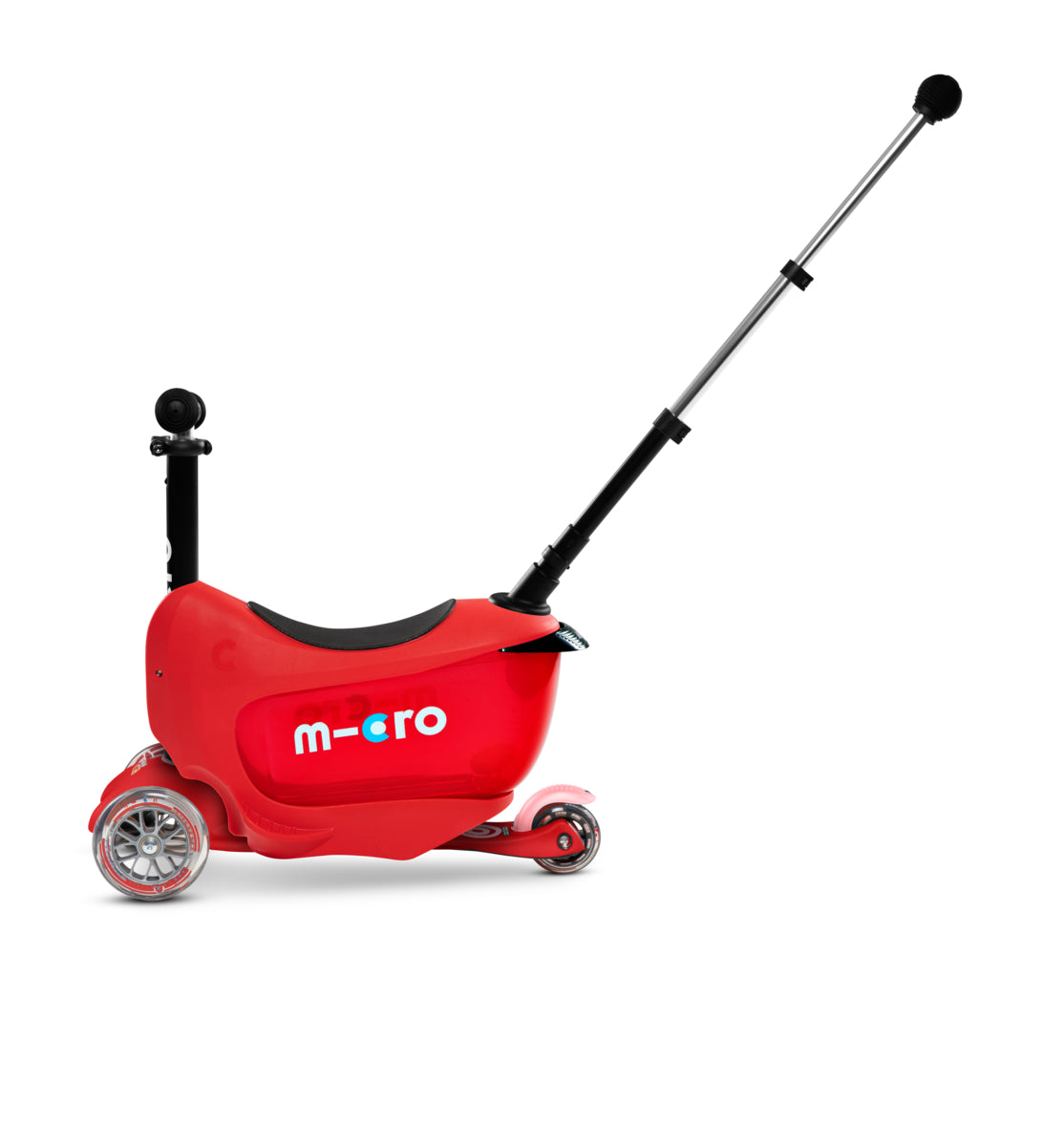 Mini2Go Red Deluxe Plus