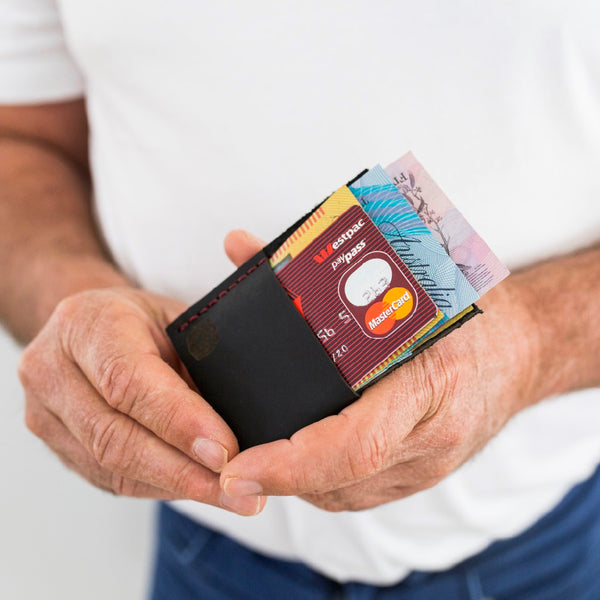 Flip-a-roo Card Wallet Kit