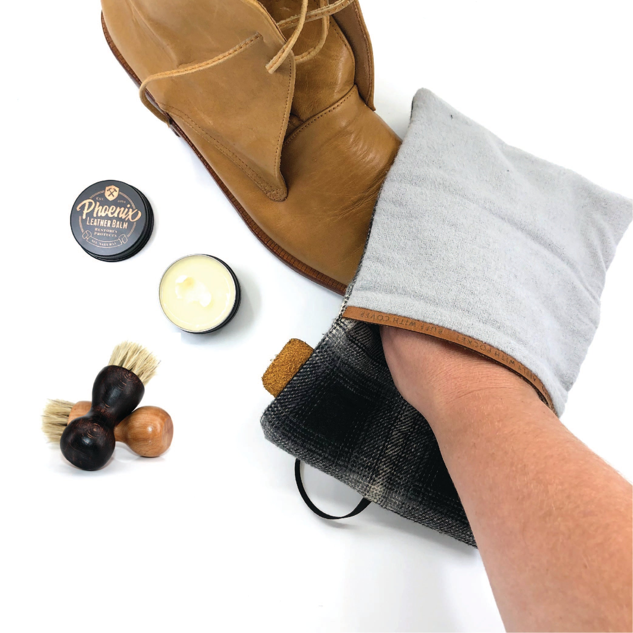 Leather Care Kit