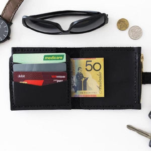 Palmer Wallet Kit Hammered Leatherworks DIY kit