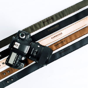 Panorama Camera Strap Kit Hammered Leatherworks DIY kit