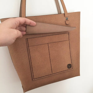 Everyday Tote Kit Hammered Leatherworks DIY kit