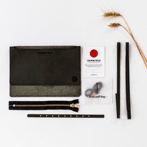 Zip Front Bag Kit