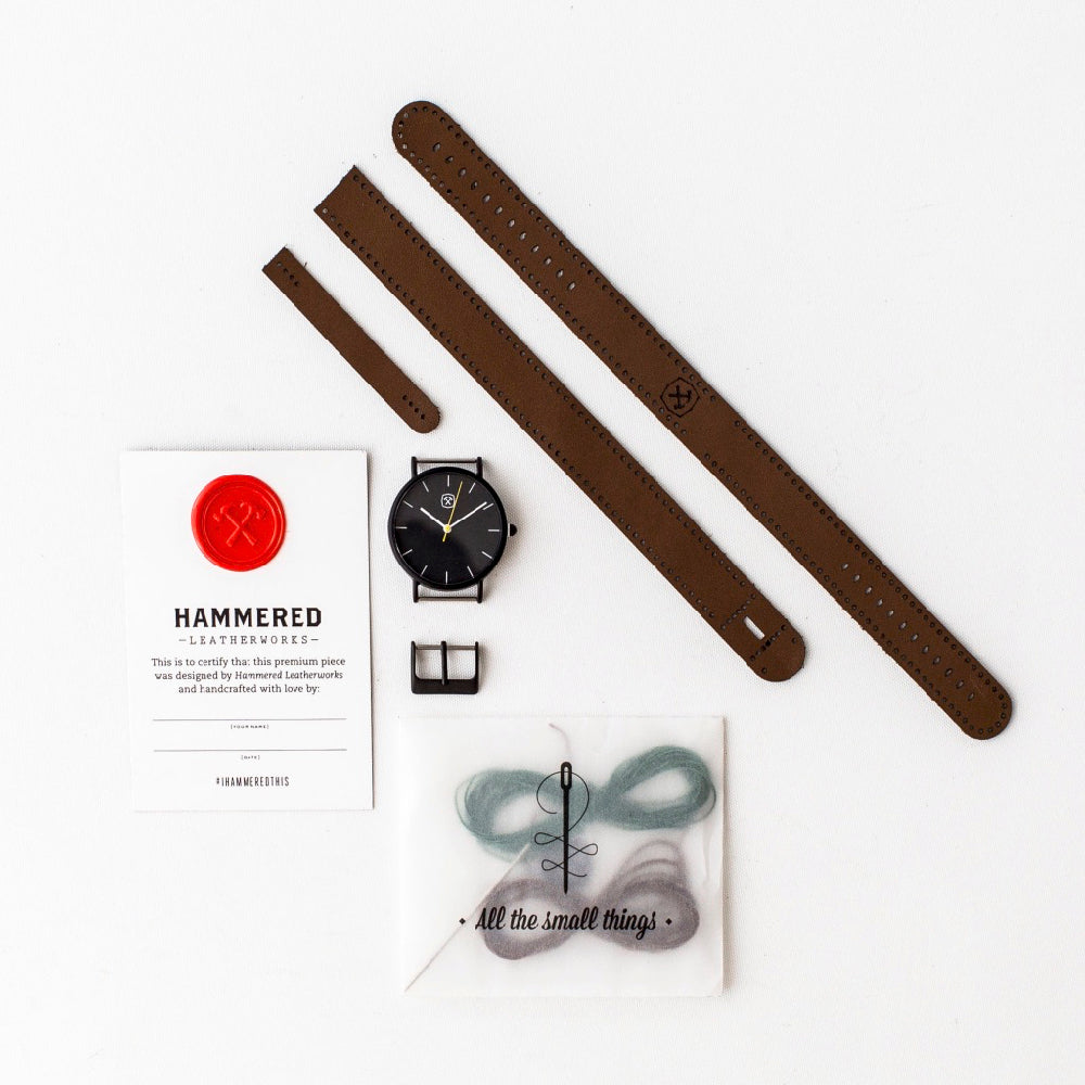 Thirty Six Wrist Watch Kit