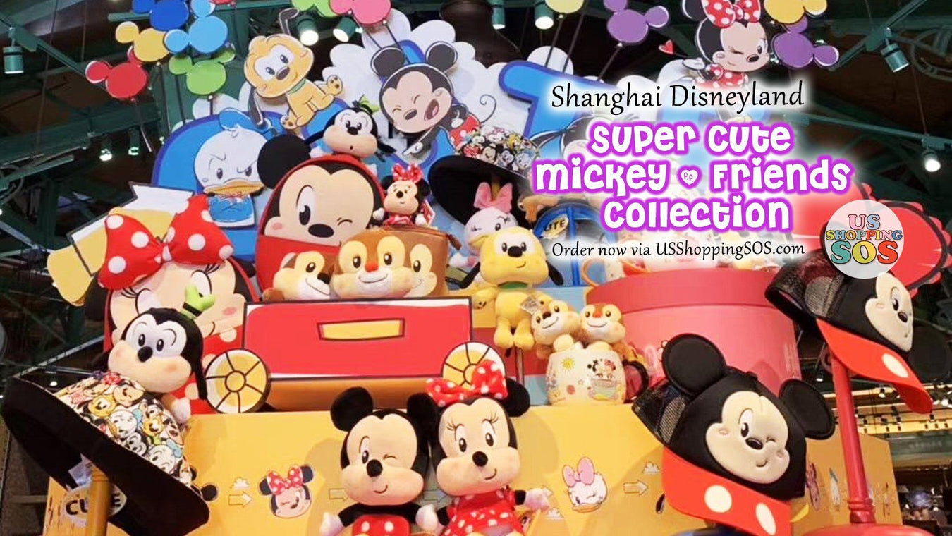 SHDL Super Cute Mickey & Friends Collection